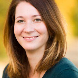 Dozentin Ann-Katrin Gapp