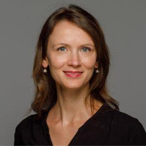 Dozentin Anne Kristin Kurmann