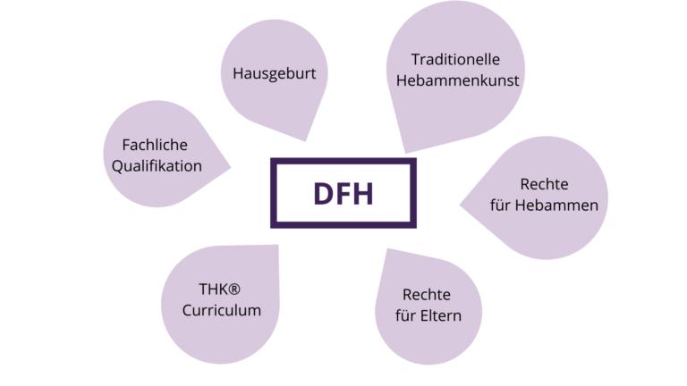 Der DFH beschrieben in sechs Worten